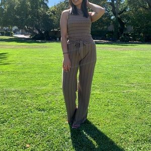 Zara 2 piece matching co ord set pants and top